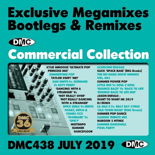 DMC Commercial Collection Vol. 438 (2019)