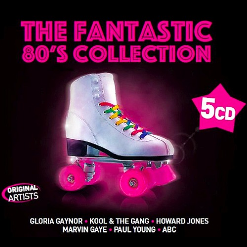 The Fantastic 80s Collection 5CD (2019)