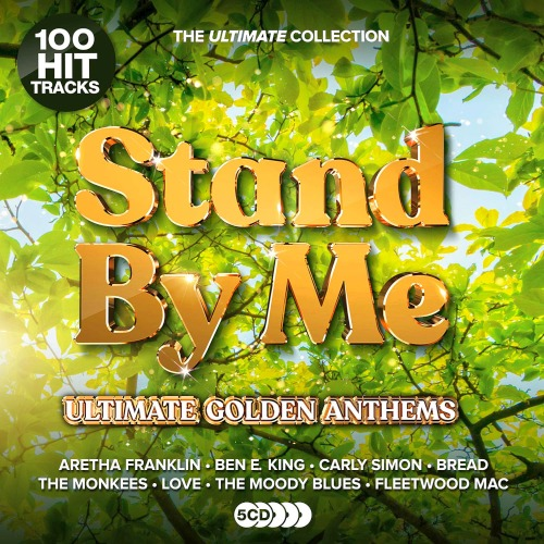 Stand By Me - Ultimate Golden Anthems 5CD (2019)