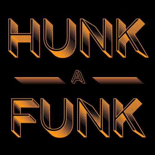Various Artists - Hunk-a-Funk (2019)