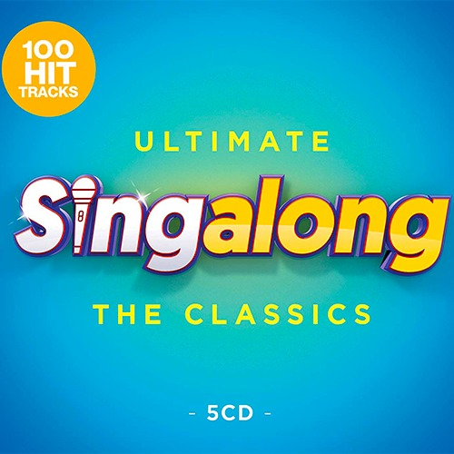 Ultimate Singalong - The Classics 5CD (2019)