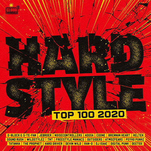 VA - Hardstyle Top 100 2020 [Cloud 9 Music] (2020)
