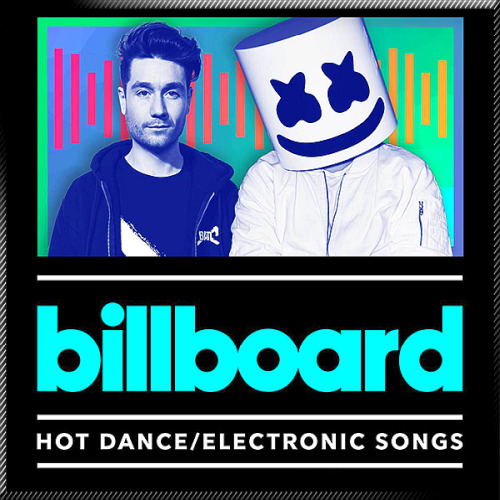 Billboard Hot Dance Electronic Songs (18-July-2020)
