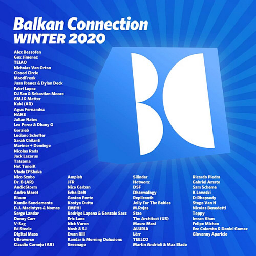 VA - Balkan Connection Winter 2020 (2020)