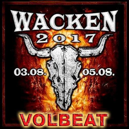 Volbeat - Wacken Open Air (2017) HD 1080p