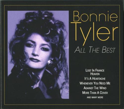 Bonnie Tyler - All The Best  (3 CD) (1996) APE