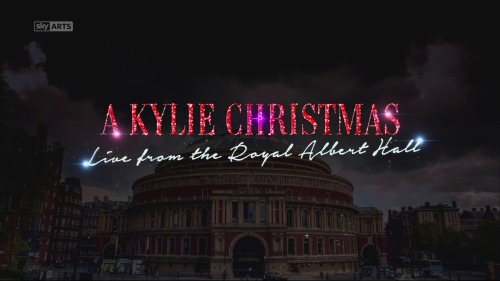 Kylie Minogue - Live From The Royal Albert Hall