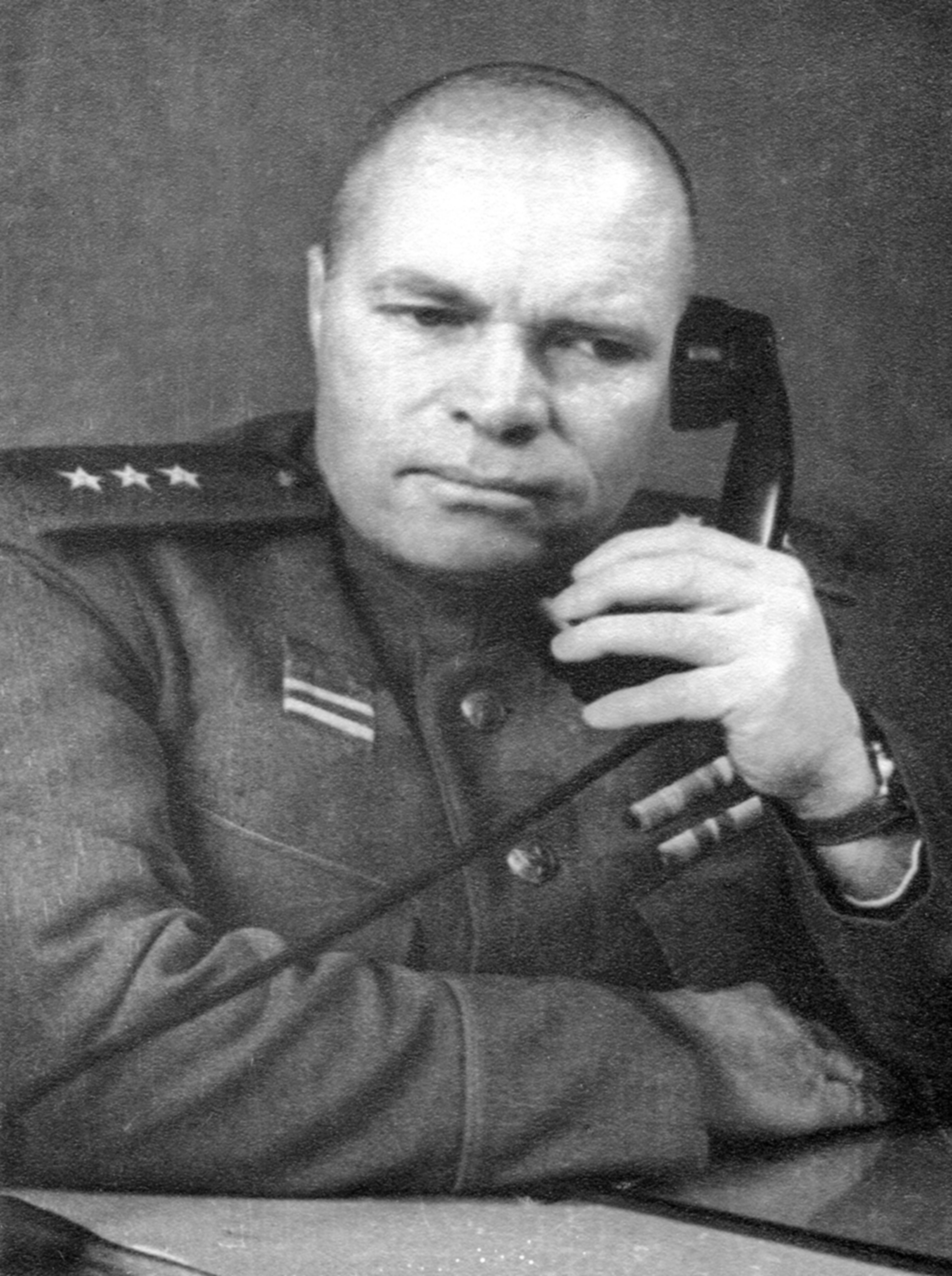 ходырев аркадий александрович генерал-майор