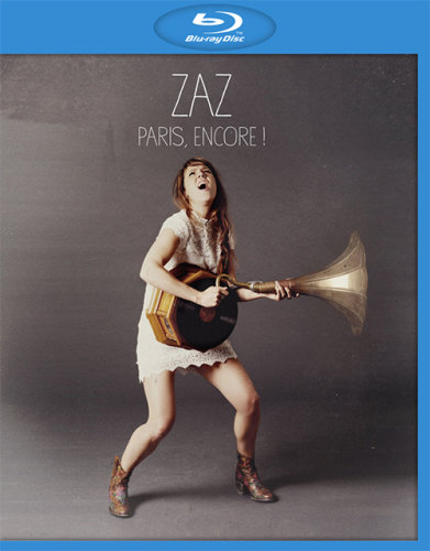 Zaz - Paris,Encore!
