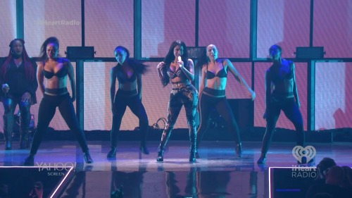 Nicki Minaj - iHeartRadio Music Festival (2014) HD 720p