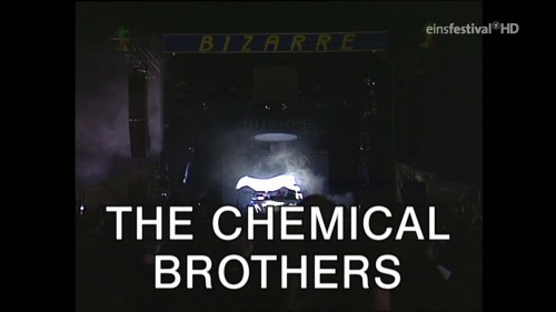 The Chemical Brothers - Bizarre Festival 2002 (2014) HDTV