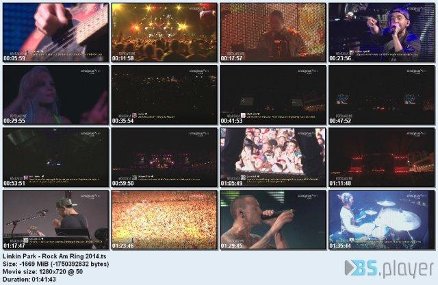 Linkin Park - Rock Am Ring (2014) HDTV