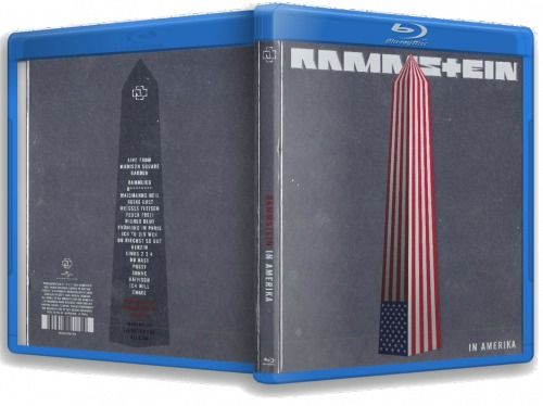 Rammstein - In Amerika (Disk2)