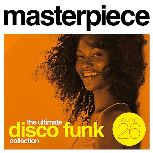 MASTERPIECE VOL. 26 ULTIMATE DISCO FUNK COLLECTION (2018)