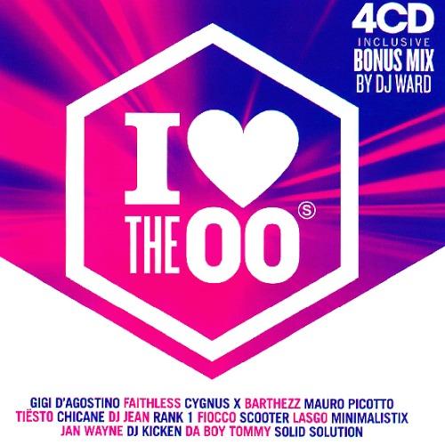 I Love The 00s (Universal Music Belgium) (2019)