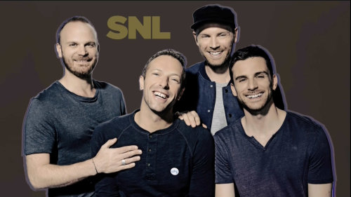 Coldplay - Saturday Night Live (2014) HDTV