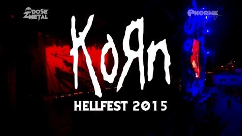 Korn - Hellfest