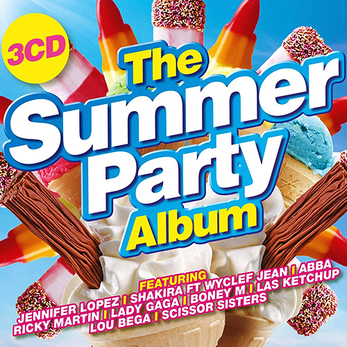 THE SUMMER PARTY ALBUM 3CD (2020)