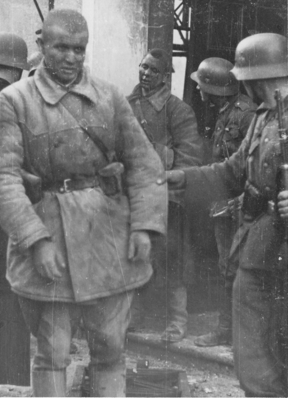 немецкая фото и кинохроника оккупации прибалтики