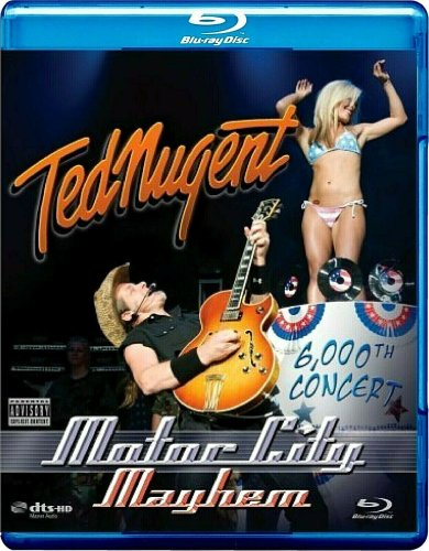 tenu - Ted Nugent - Motor City Mayhem (2009) BDRip 720p