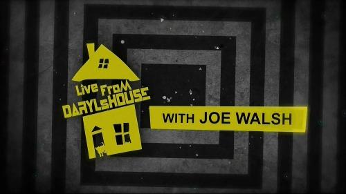Joe Walsh - Live From Daryl's House (2012) HDTV