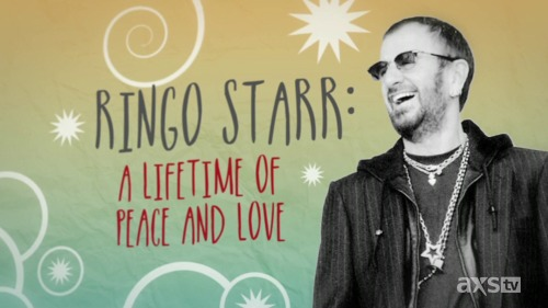 Ringo Starr - A Lifetime of Peace & Love