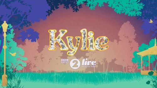 Kylie Minogue - Live In Hyde Park (2018)