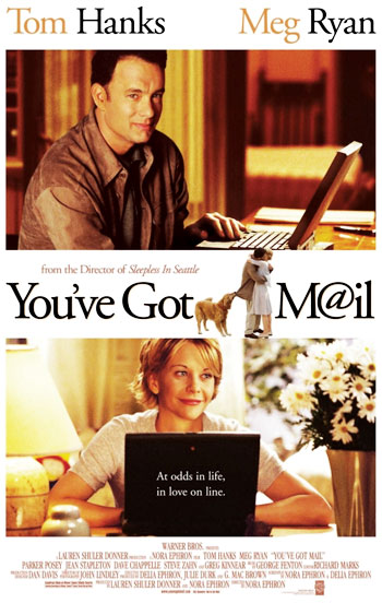 Вам письмо / You've Got Mail (1998) BDRip-AVC | D, A