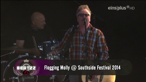 Flogging Molly - Southside Festival (2014) HDTV