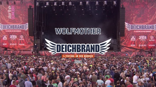Wolfmother - Deichbrand Festival (2018)