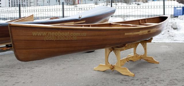 традиционные лодки из дерева