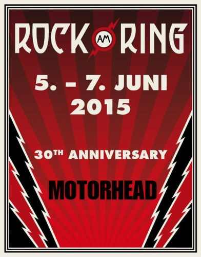 Motorhead - Rock Am Ring