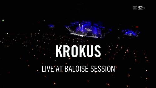 Krokus - Baloise Session