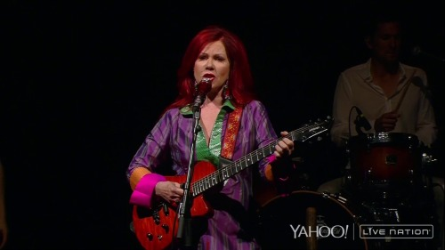 Kate Pierson - The Georgia Theatre Live