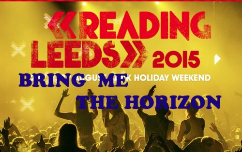 Bring Me The Horizon - Reading Festival (2015) HD 720p