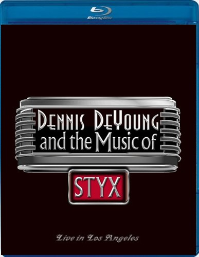 Dennis De Young And The Music Of Styx - Live In Los Angeles (2014) BDRip 720p
