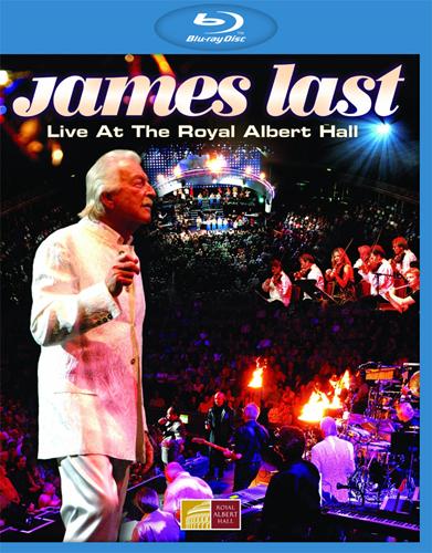 James Last - Live At The Royal Albert Hall (2013) Blu-Ray