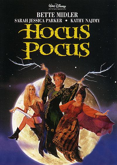 Фокус Покус / Hocus Pocus (1993) HDRip