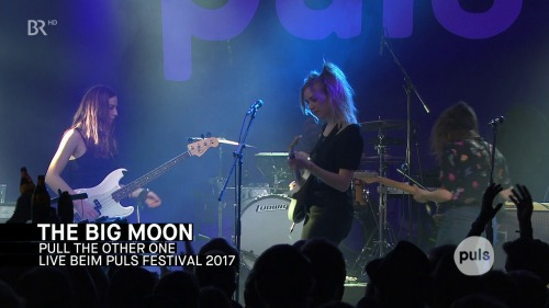 The Big Moon - Live Beim Puls Festival (2017) HDTV