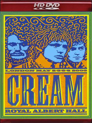 cream live at the royal albert hall 2005 forum. Black Bedroom Furniture Sets. Home Design Ideas