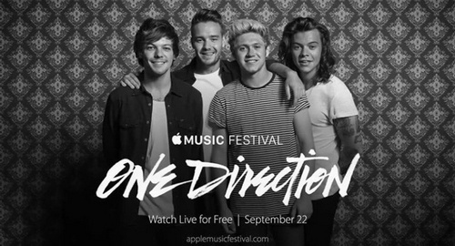 One Direction - Apple Music Festival London