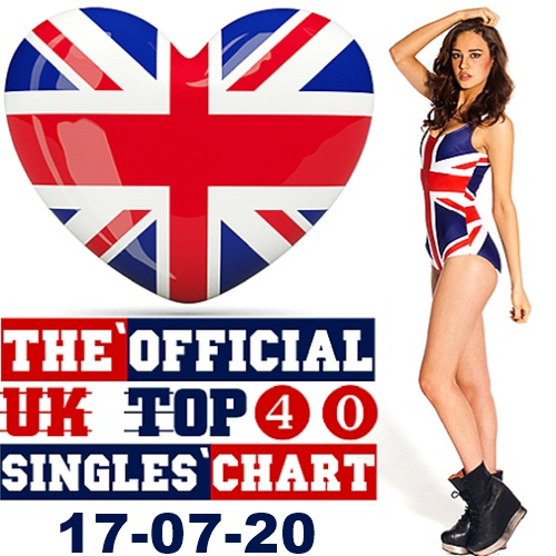 The Official UK Top 40 Singles Chart (17-July-2020)