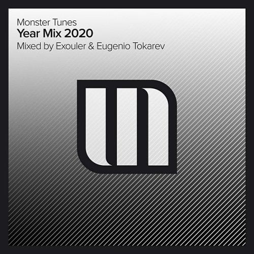 VA - Monster Tunes Year Mix 2020 [Mixed by Exouler & Eugenio Tokarev] (2020)