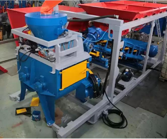 Мобильные и стационарные установки для изготовления бетона от завода-изготовителя стройтехники Рифей