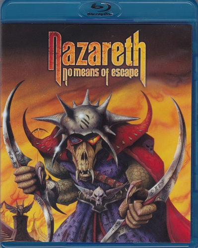 Nazareth - Live At Metropolis Studios