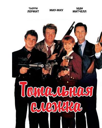 Тотальная слежка / La Totale! (1991) BDRip-AVC   MVO