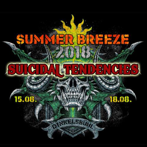 Suicidal Tendencies - Summer Breeze Festival (2018)