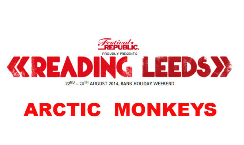 Arctic Monkeys - Reading Festival (2014) HDTV