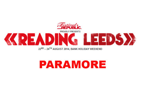Paramore - Reading Festival (2014) HDTV