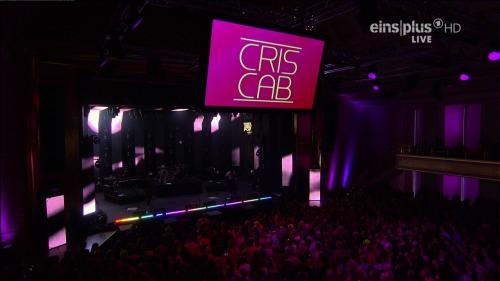 Cris Cab - SWR3 New Pop Festival (2014) HDTV
